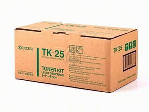 CARTUCHO DE TÓNER NEGRO KYOCERA-MITA TK-25