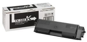 CARTUCHO DE TÓNER NEGRO TK-580K