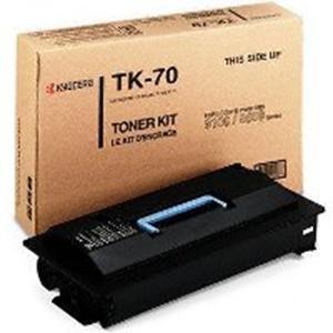 CARTUCHO DE TONER NEGRO KYOCERA-MITA TK-70