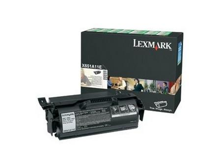 LEXMARK X-651/652/654/656/658 TONER RETORNABLE