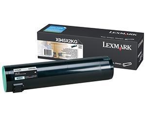 Cartucho de toner negro Lexmark