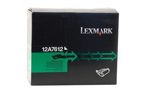 Cartucho de Impresion negro Reacondicionado Lexmark