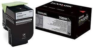 Comprar cartucho de toner 70C0H10 de Lexmark online.
