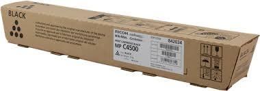 CARTUCHO DE TÓNER NEGRO - MP C4500 RICOH 884930