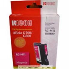 TINTA GEL MAGENTA RICOH TYPE-RC-M11