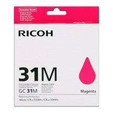CARTUCHO DE TINTA MAGENTA RICOH TYPE-GC31MGT