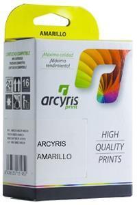 Comprar Cartucho de tinta ARC-LC123YBP de Arcyris online.