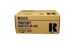 MASTER COPIADORA RICOH TYPE-JP-12S