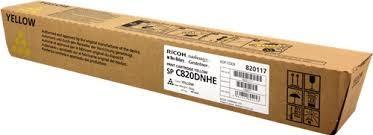 Comprar cartucho de toner 820117 de Ricoh online.