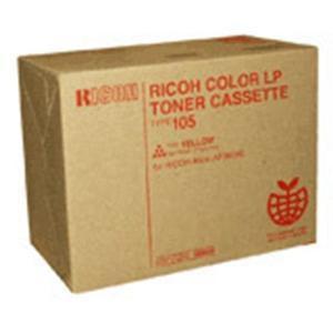 CARTUCHO DE TÓNER AMARILLO RICOH TYPE-105
