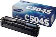 CARTUCHO DE TONER CIAN SAMSUNG CLT-C504S