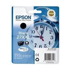 Cartucho de Tinta negro 34.1 ml Alta Capacidad 27XL