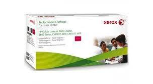 CARTUCHO DE TÓNER XEROX COMPATIBLE CON LA REFERENCIA Q6003A DE HP Q6003A MAGENTA