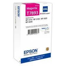 CARTUCHO DE TINTA MAGENTA 34.2 ML XXL ALTA CAPACIDAD EPSON T7893