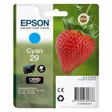 Cartucho de Tinta Cian 3.2 ml Epson 29 - (T2982)