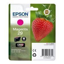 CARTUCHO DE TINTA MAGENTA 3.2 ML EPSON 29 - (T2983)