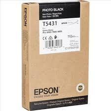 CARTUCHO DE TINTA NEGRO FOTOGRAFICO 110 ML EPSON T5431