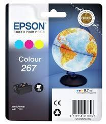 CARTUCHO DE TINTA COLOR T267 6.7 ML EPSON 26 - (T2670)
