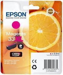 Cartucho de Tinta Magenta XL Alta Capacidad Epson 33XL