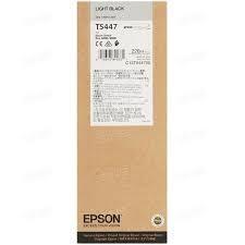 CARTUCHO DE TINTA NEGRO CLARO 220 ML EPSON T5447