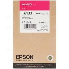 Cartucho de Tinta Magenta 110 ml Epson T6133