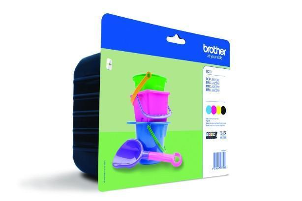 Comprar cartucho de tinta LC221VALBP de Brother online.