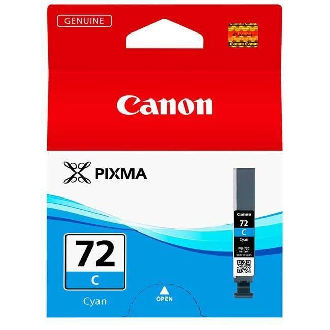 Cartucho de Tinta Cian 14 ml Canon 6404B001