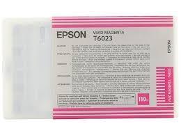 EPSON GF STYLUS PHOTO 7880/9880 110ML CARTUCHO MAGENTA VIVO