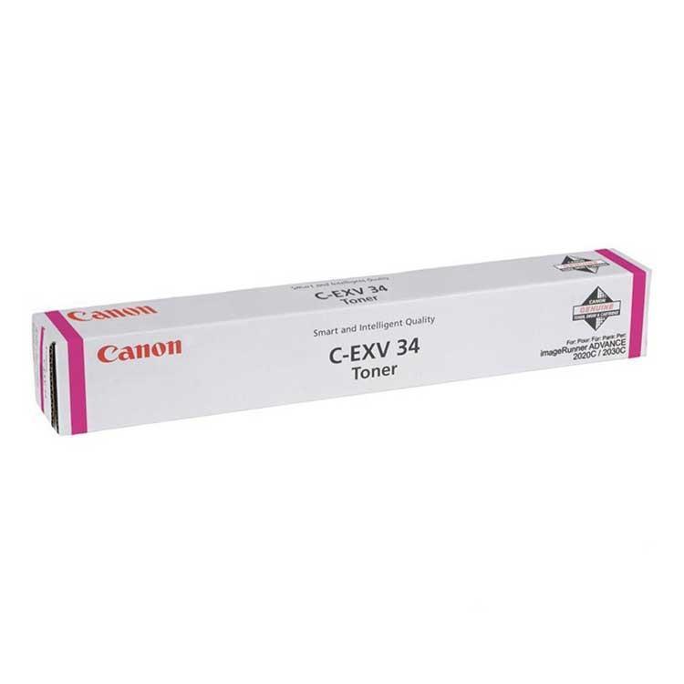Cartucho de tóner Copiadora Magenta Canon C-EXV-34