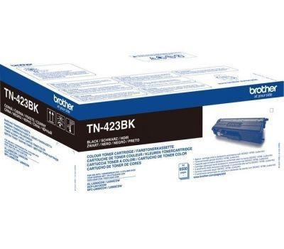 Tóner negro TN-423BK 6500 Copias