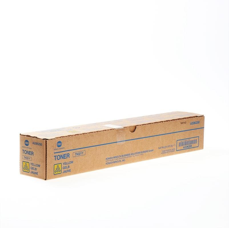 Cartucho de toner Amarillo Develop TN-321