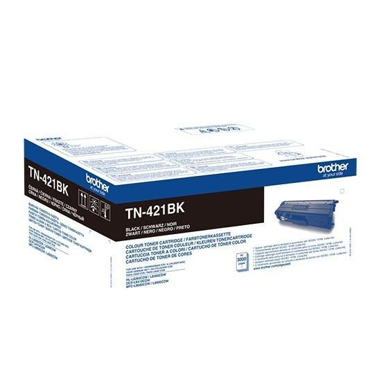 Tóner Negro DCP-8210CDW/L8410CDW/MFC-L8900CDW TN421BK
