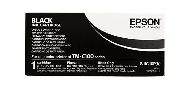 Cartucho de Tinta negro Epson S020411