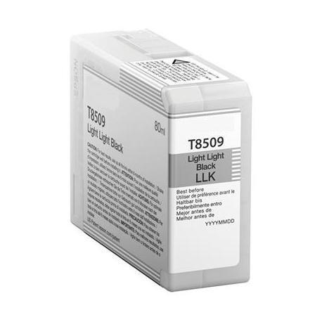 Cartucho de Tinta negro Claro Claro 80 ml T8509