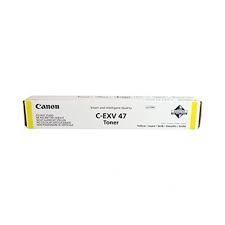 Tóner amarillo C-EXV47y 8519B002
