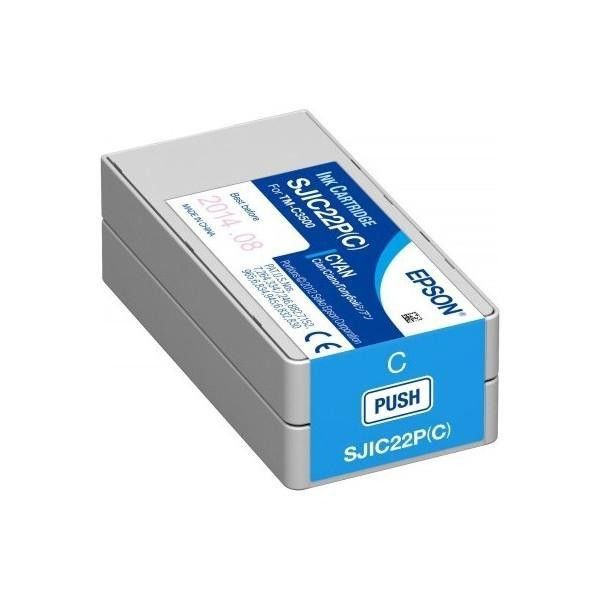 CARTUCHO DE TINTA CIAN 32.5 ML S020602 para TM-C3500