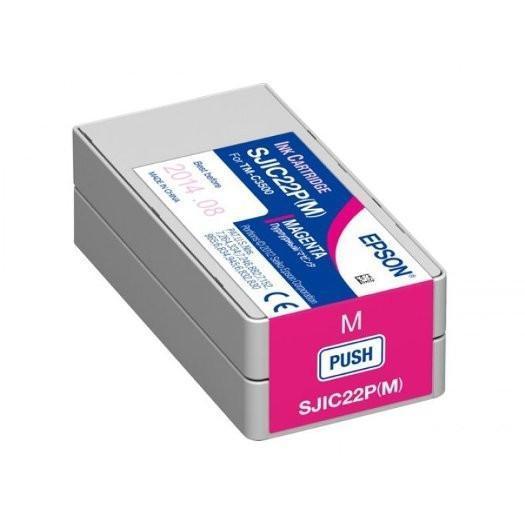 Cartucho de Tinta Magenta 32.5 ml S020603
