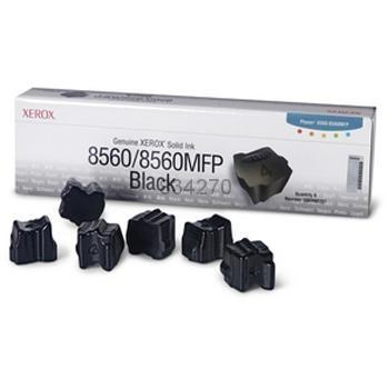 TINTA SOLIDA EN COLOR-STIX NEGRO TEKTRONIX PHASER 8560 (6000 PAG)