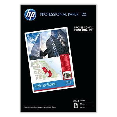 PAPEL PROFESIONAL HP LASER A3 - 120GR/M - 250 HOJAS