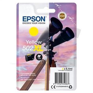 Cartucho de tinta XL amarillo