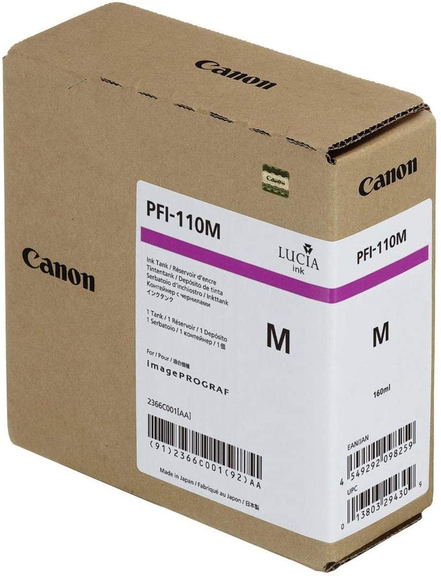 TX-2000/3000/4000 Cartucho Magenta PFI-110M