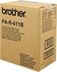 PACK 6 ROLLOS DE PAPEL CONTINUO  BROTHER A4 - 100 HOJAS