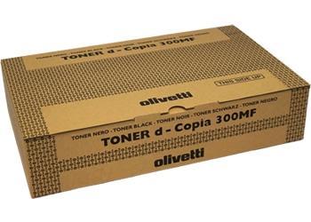 OLIVETTI TONER NEGRO D-COPIA 300MF /400MF / 500MF