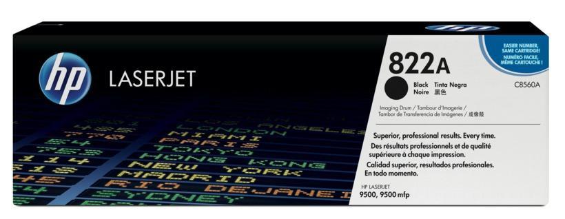 HP TAMBOR NEGRO LASERJET 9500 SERIES - 822A