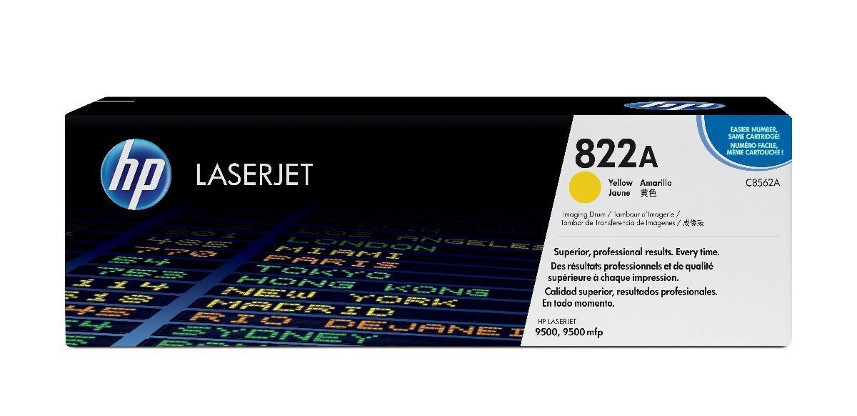 HP TAMBOR AMARILLO LASERJET 9500 SERIES - 822A