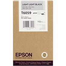 Cartucho de Tinta negro Claro Claro 110 ml Epson T6059