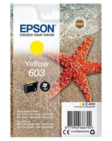 tinta amarilla Std Estrella de mar 1 tinta 603 No Tag Single