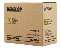 Tóner amarillo A5X02D0 TNP48Y 10000 páginas
