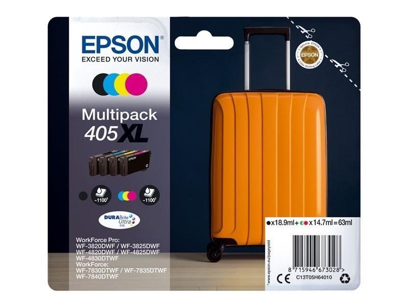 Comprar Cartucho de tinta C13T05H64010 de Epson online.