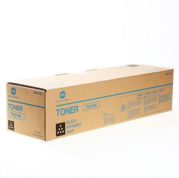CARTUCHO DE TONER NEGRO KONICA-MINOLTA A0D7151 para Bizhub C353